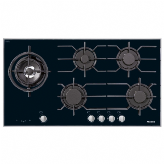 MIELE KM3054-1 Gas hob | Electronic functions for user convenience